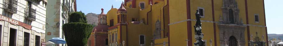 Guanajuato Accommodations - Header