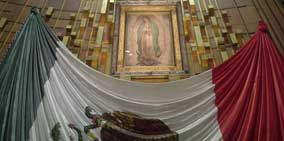 Virgin of Guadalupe, Patron Saint of Mexico