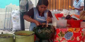 Authentic Oaxacan Food
