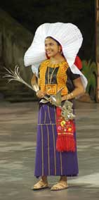 Traditional Dress at the Guelaguetza
