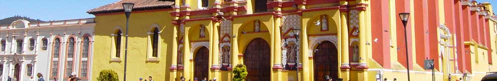 How to get San Cristobal de las Casas, Chiapas - Header