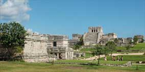 Explore the Tulum Ruins